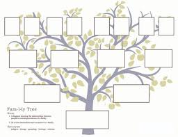 family tree coloring pages pictures of family trees free clipart