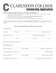 Letter Of Intent For Scholarship Application Sample by Letter Of Application For A Scholarship Sample U0026 Templates