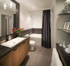Make The Most Of A Small Bathroom Attractive Small Bathroom Designs With Shower Using Clear Glass