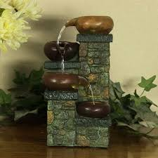awesome indoor tabletop fountain tabletop fountains for a great