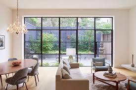 interior design ideas carriage house links home to garden