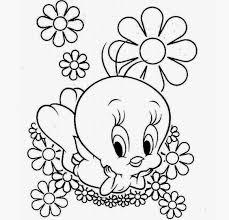83 coloring tweety bird printable tweety bird coloring