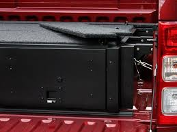 Ford Ranger Truck Bed Accessories - ford ranger t6 dc drawer kit by front runner