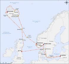 Iceland Map Location Islandija Marsruto Zemelapis Atnaujintas 1024x955 Jpg