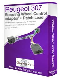 peugeot 307 car stereo lead adapter connect your amazon co uk