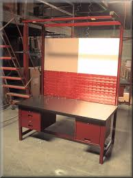 aluminum tables at rdm industrial products