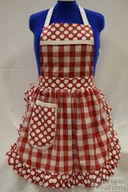 812 best retro vintage aprons images on pinterest sewing aprons
