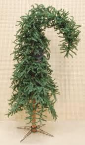 alpine tree 10 ft bendable top jingle all the way