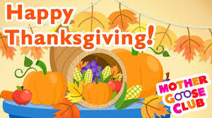 giving thanks thanksgiving day thanksgiving day holiday songs mother goose club thanksgiving