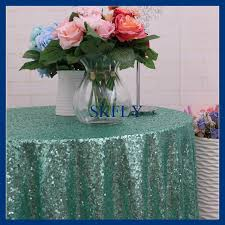 Mint Green Table Cloths Compare Prices On Wedding Table Cloth Mint Green Online Shopping