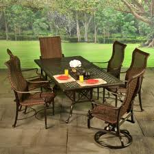 Plastic Covers For Patio Furniture - patio aluminum patio furniture is lightweight durable and will