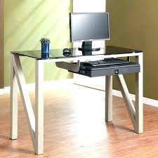 compact computer desk wood small computer desks small computer desk wood oak effect