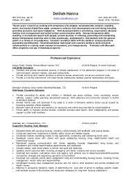 Victim Advocate Resume Dh Resume 1