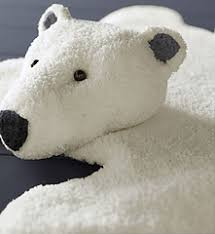 ravelry 35 l u0027ours polaire tapis polar bear rug pattern by