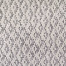 Upholstery Fabric Geometric Pattern Slate Gray And Neutral Diamond Woven Upholstery Fabric Slate