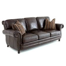 Pillows For Sofas Decorating by Brown Leather Sofa Decorating Living Room Others Beautiful Home Design