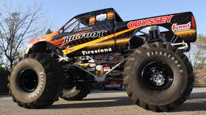 bigfoot monster truck electric