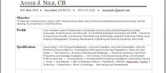 Resume For Bookkeeper Download A Free Bookkeeper Resume Sample In Word