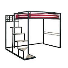 lit mezzanine avec bureau but lit mezzanine 1 place surprenant lit mezzanine bureau ikea avec top