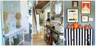 front entry ideas fall front entry decorating tips clean and scentsible