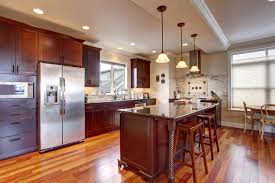Flooring And Kitchen Cabinets For Less 46 Kitchens With Dark Cabinets Black Kitchen Pictures