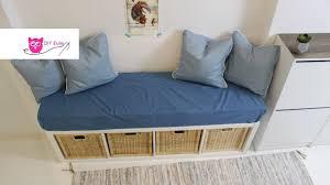 Schlafzimmer Bank Ikea Kissen Fur Sitzbank Schon Sitzbank Mit Bezug Und Kissen Ikea Hack