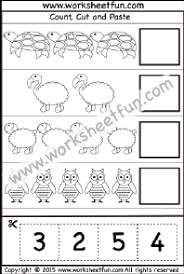 number counting free printable worksheets u2013 worksheetfun