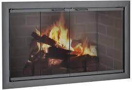Ideas Fireplace Doors Satiating Modern Fireplace Facade Ideas Tags Fireplace Facade