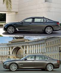 2016 bmw 7 series vs 2014 bmw 7 series old vs new