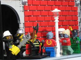 adult legos the zombie apocalypse in legos
