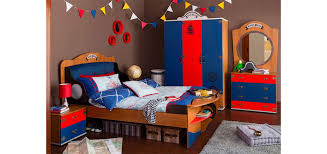 Pirate Ship Bedroom by Home Centre