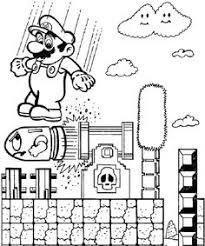http www cartoonjr mario coloring pages mario luigi coloring