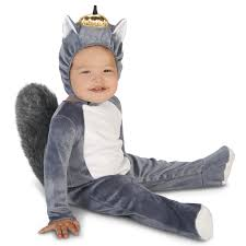 grey squirrel infant costume buycostumes com