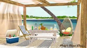 ruby u0027s home design 璐比的房屋 sims3 sea retreat 海邊度假屋 the