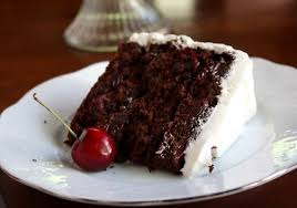 cherry chocolate cake recipe the answer is cake