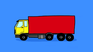 apprendre à dessiner camion youtube