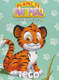 New Planeta animal: Filhotes - Solapa média com 8 livros @AE13