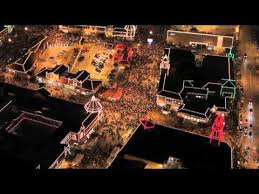 country club plaza holiday lights in kansas city mov youtube