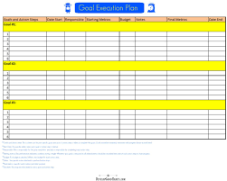 Smart Goals Worksheets 4 Free Goal Setting Worksheets U2013 Free Forms Templates And Ideas