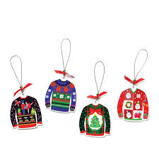 163 best felt ugly sweater ornaments images on pinterest ugly