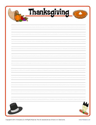 creative writing thanksgiving worksheets festival collections