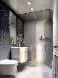 Modern White Bathroom Ideas Bathroom Contemporary Bathrooms Design In White Theme With White