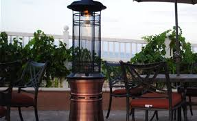mirage heat focusing patio heater encouragement fire sense btu commercial propane patio heater