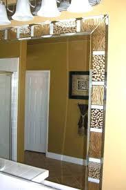 diy bathroom mirror frame ideas diy mirror frame ideas frame bathroom mirror diy oval mirror frame