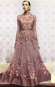 buy long anarkali gown online full length indian designer dress