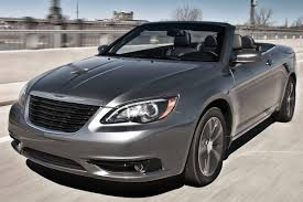 used 2013 chrysler 200 convertible pricing for sale edmunds