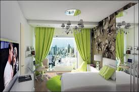 Cool Bedroom Paint Ideas Home Decoration Twin Bed For Girls In - Bedroom paint and wallpaper ideas