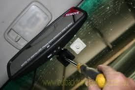 how to install a reversing camera