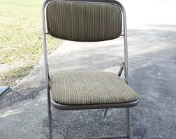 Samsonite Folding Chairs For Sale Vintage Metal Folding Chairs Etsy
