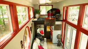 jewel pearson u0027s tiny house gem tiny house big living hgtv